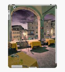 Dinner at Il Logiotto iPad Case/Skin