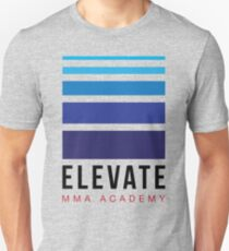 Elevate MMA Academy Logo T-Shirt