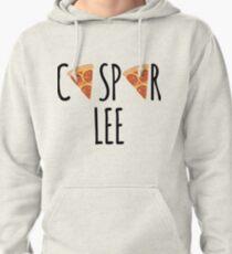 Caspar Lee - Pizza! Pullover Hoodie