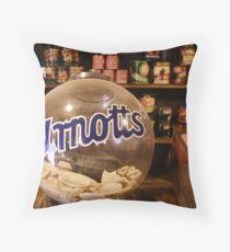 Yummmm Throw Pillow