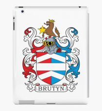 Brutyn Coat of Arms iPad Case/Skin