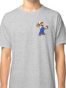 Super Mario x Ash Ketchum Classic T-Shirt