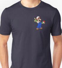 Super Mario x Ash Ketchum Unisex T-Shirt