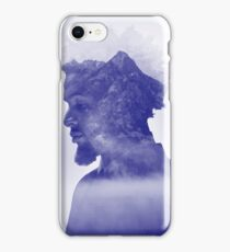 Odell Beckham Jr Double Exposure iPhone Case/Skin