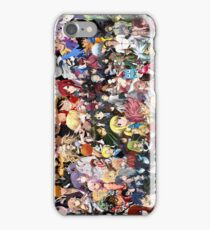 Anime mix - All Animes iPhone Case/Skin