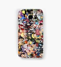Anime mix - All Animes Samsung Galaxy Case/Skin