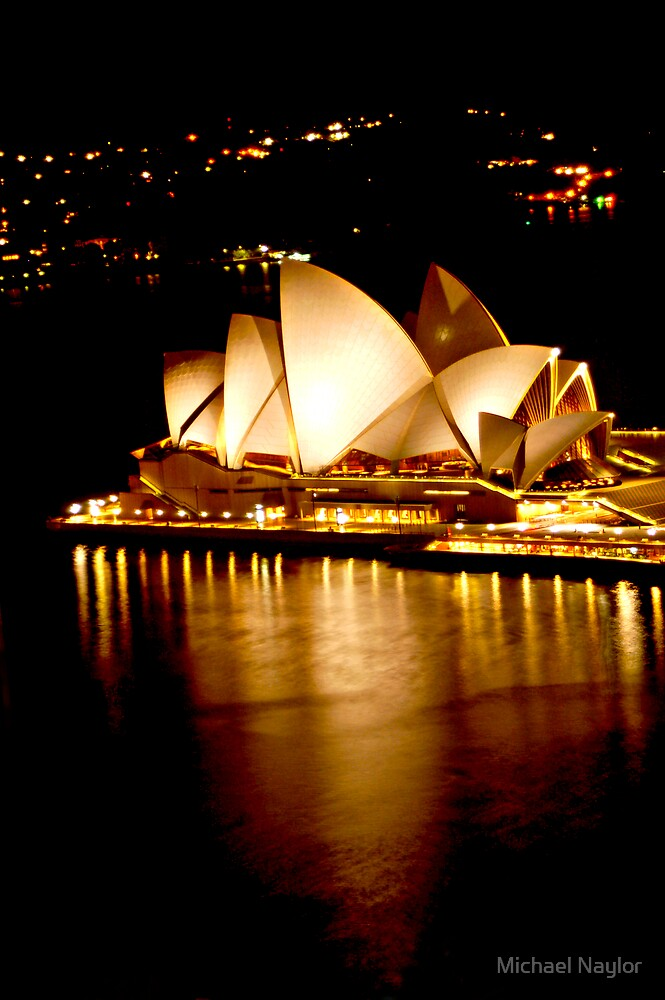 Opera House by Michael Naylor