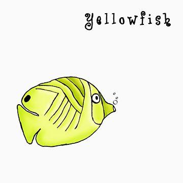 Yellowfish by leosignwomen