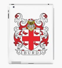 Burd Coat of Arms iPad Case/Skin
