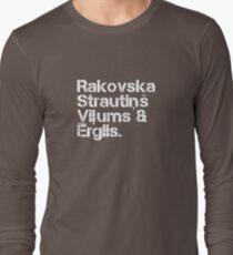 Triana Park [line-up] T-Shirt