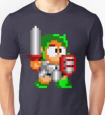 Wonder boy Pixel art Unisex T-Shirt