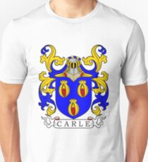Carle Coat of Arms I Unisex T-Shirt