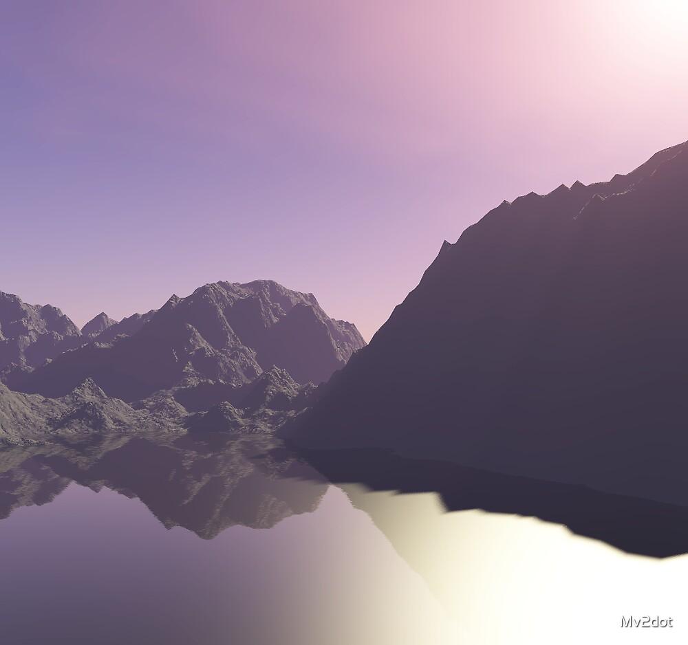 PurpleSky by Mv2dot
