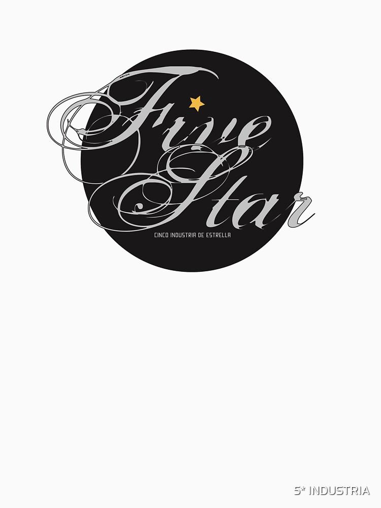 Cinco Industria de Estrella by 5STAR