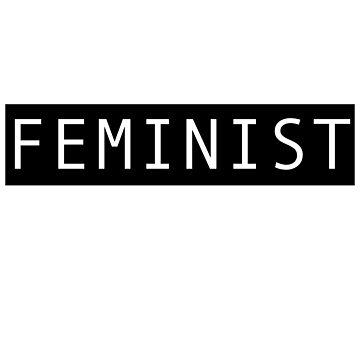FEMINIST MERCH by youtubemugs