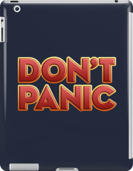 Don't Panic by Twagger