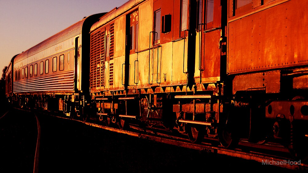 Retired Rolling Stock by MichaelHood