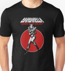 Barbarella - Queen of the Galaxy Unisex T-Shirt
