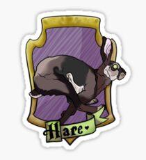 Hare Guild Sticker