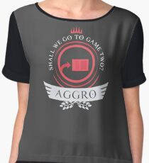 Magic the Gathering - Aggro Life V2 Chiffon Top