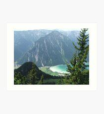 Achensee, Austria Art Print