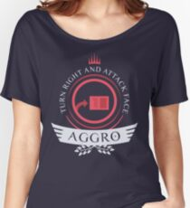 Magic The Gathering - Aggro Life Women's Relaxed Fit T-Shirt