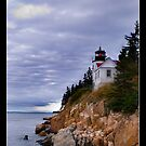 Bass Harbor Light by Brian Puhl IPA