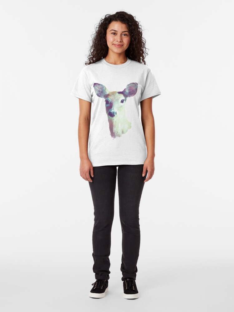 Alternate view of Whitetail No. 1 Classic T-Shirt