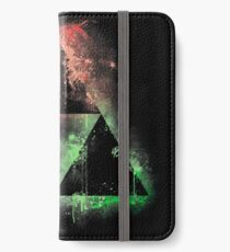 Colours Of The Force (vr.2) iPhone Wallet/Case/Skin