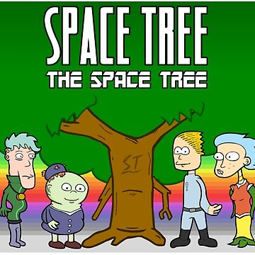 Space Tree The Space Tree In Space! by wertler