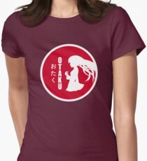 Otaku - Fans of anime and related Japanese culture Women's Fitted T-Shirt