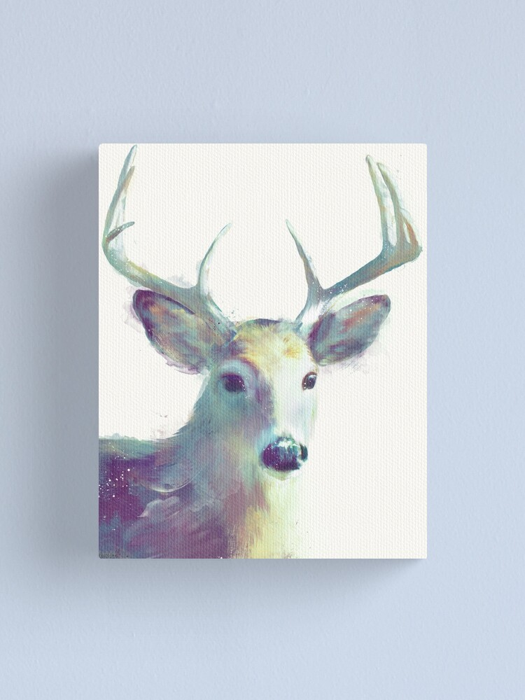 Alternate view of Whitetail No. 2 Canvas Print