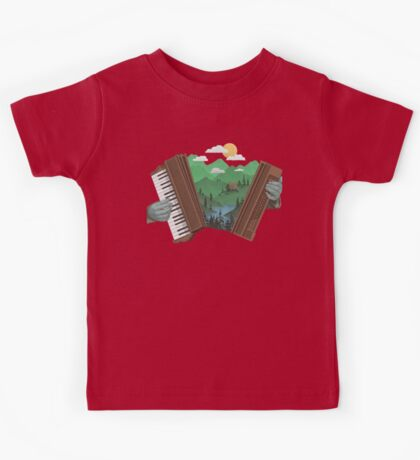 Accordionscape Kids Clothes