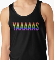 YAS - Rainbow Gay Pride Men's Tank Top