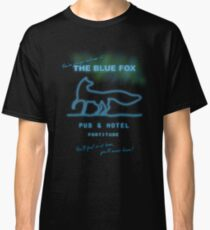 The Blue Fox, Fortitude Classic T-Shirt