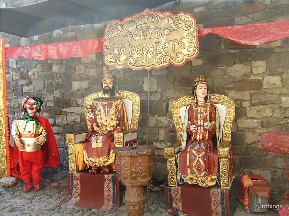 Rulers of Bulgaria by funthings