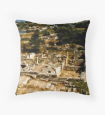 Chersonesus of Tauris1  Greek Home Throw Pillow