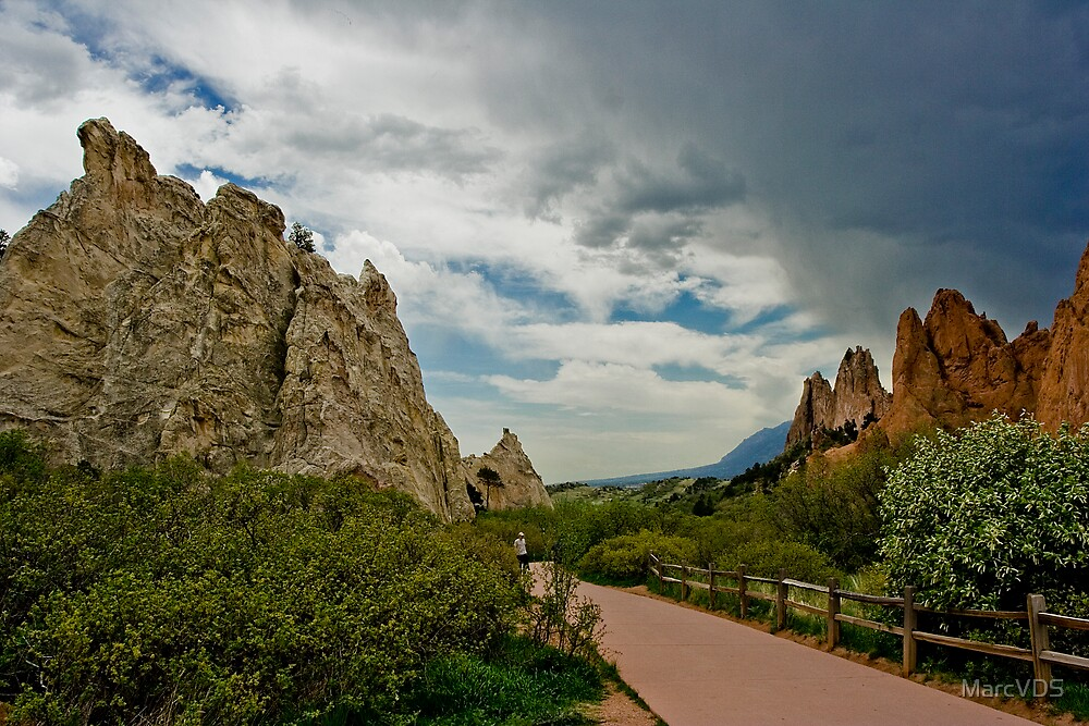 Garden of The Gods by MarcVDS