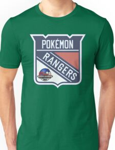 Pokemon Rangers - March Madness Edition Unisex T-Shirt