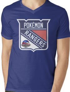 Pokemon Rangers - March Madness Edition Mens V-Neck T-Shirt