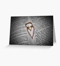 Hobbit Love Greeting Card
