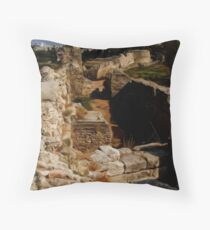 Chersonesus of Tauris2 Ancient Greek Street Throw Pillow