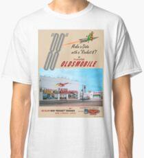 Retro Auto Ad for Platcher Oldsmobile Cadillac 1959 Classic T-Shirt