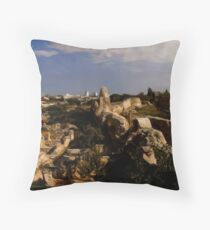 Chersonesus of Tauris3 Residential area Throw Pillow