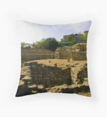 Chersonesus of Tauris4 The Theater Throw Pillow
