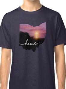 Ohio is home...Sunset cross Classic T-Shirt