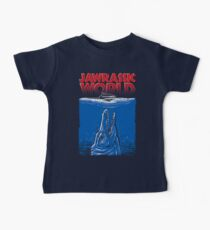 Jawrassic World (jurassic world/Jaws) Baby T-Shirt