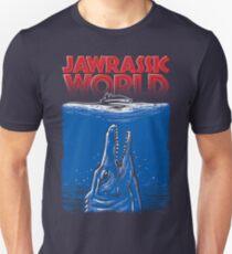 Jawrassic World (jurassic world/Jaws) Slim Fit T-Shirt