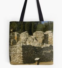 Chersonesus of Tauris5  Taking a Seat in the Theater Tote Bag