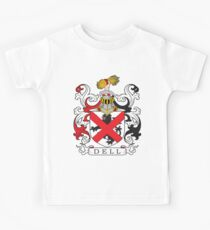 Dell Coat of Arms Coat of Arms Kids Tee
